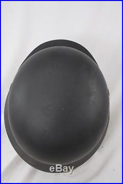 Wwii German Model 40 No Decal Helmet Shell Size 64